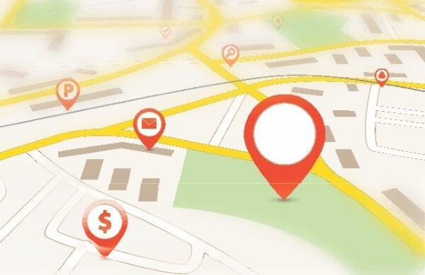 IP geolocation exact position finder for business purposes